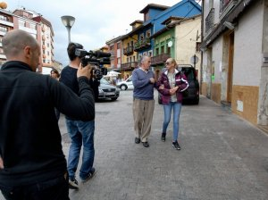 Belen Esteban en Asturias