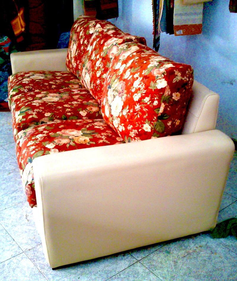 vendo sofa 3 plazas en asturias