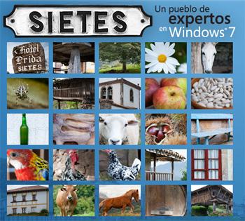 Sietes, pueblo de Asturias