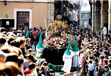 semana santa asturias 2010