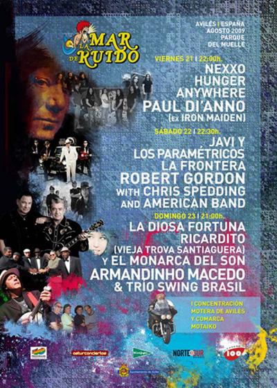 Festival La Mar de Ruido 2009