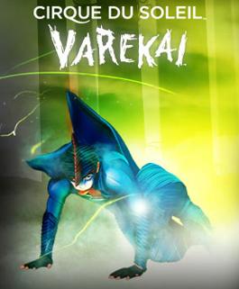 cirque du soleil, varekai gijon 2009