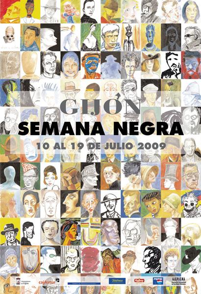 semana negra 2009 gijon asturias