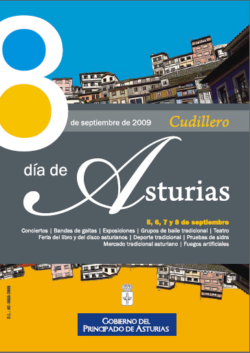 dia de asturias 2009