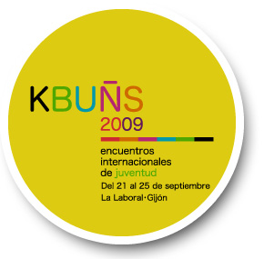 encuentros internacionales de juventud 2009, Gijon