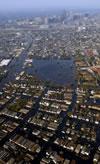 New Orleans tras el paso del huracan katrina
